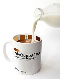 MyCuppa Tea