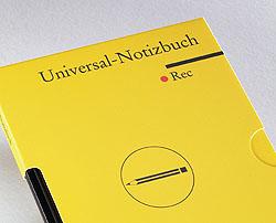 Reclam-Notizbuch