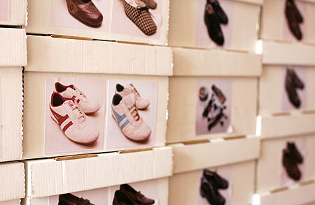 Schuhkartons